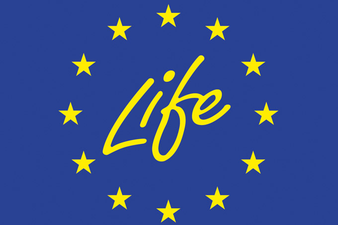 KLICK -> <a href=http://ec.europa.eu/environment/life/>LIFE-Website</a>
